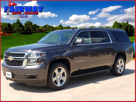 2020 Chevrolet Suburban Lt Summit White Jet Black 8 Cyl 5 3 L 6 Speed Automatic 4wd